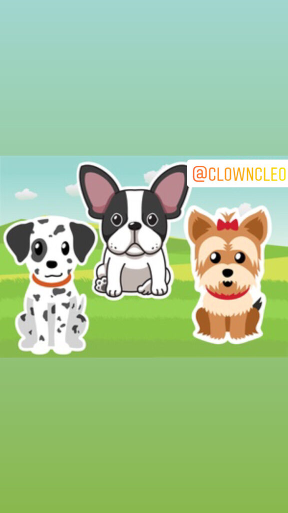 Lawn Signs accent flairs dog themed