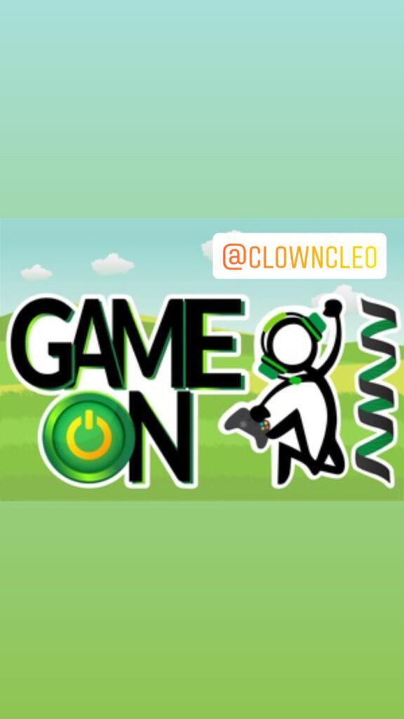 Lawn Sign Gamer birthday